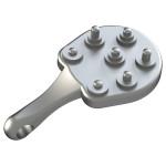 GEMINY Pfannenschlüssel 7-stiftig